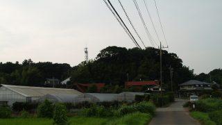 19/7/31 先崎城、青菅陣屋