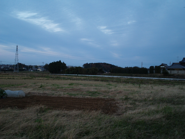 17/11/25 藤心陣屋