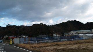 2016年末(1) 12/30 韮山城